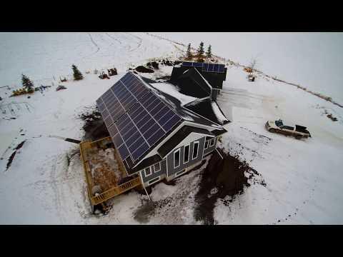 Solar + Geothermal l Sunfind Solar System