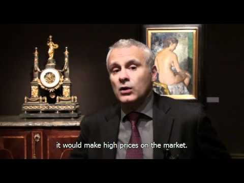 Galerie Delvaille, expert in French 18th Century furniture
