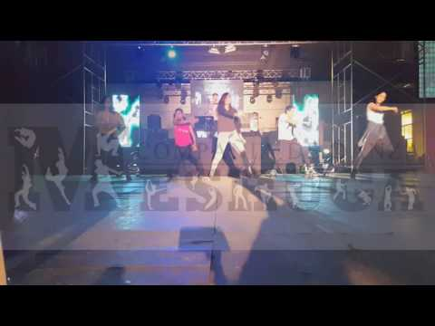 CIMA 2017-TARIJA-BOLIVIA- Meshuga Compañía De Danza Urbana (coreografía Cristiana)