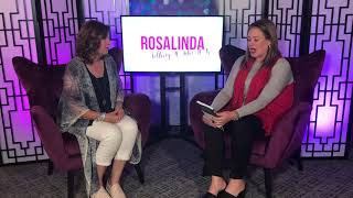 Cynthia Cavanaugh's Anchored: Leading Through the Storms  Interview with Rosalinda Rivera