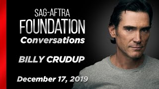 Conversations with Billy Crudup
