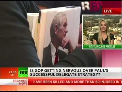 Ron Paul victories upsetting the Republican establishment?