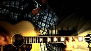 City Of New Orleans ~ Steve Goodman Arlo Guthrie Willie Nelson ~ Cover w/ Gibson J-200 & Bluesharp