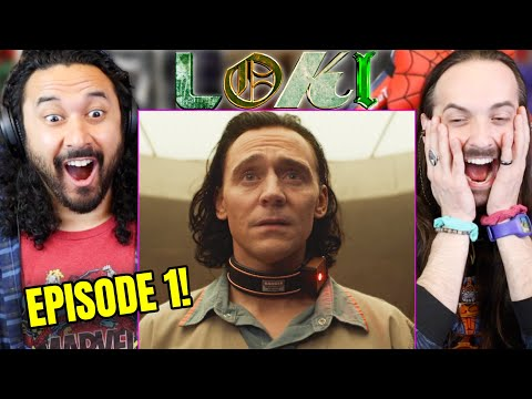 "LOKI EPISODE 1 REACTION!! 1x1 ""Glorious Purpose"" Spoiler Review | Breakdown | Ending | Marvel"