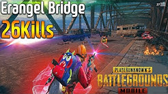 🔘 1v15 on Erangel Bridge   Pay me with your death to pass here   ACE Tier   PUBG MOBILE