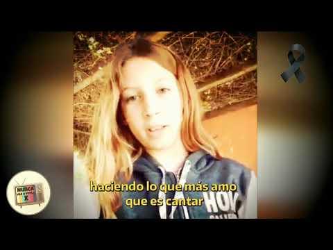 NENA DE 12 AÑOS LE CANTÓ A NAVILA
