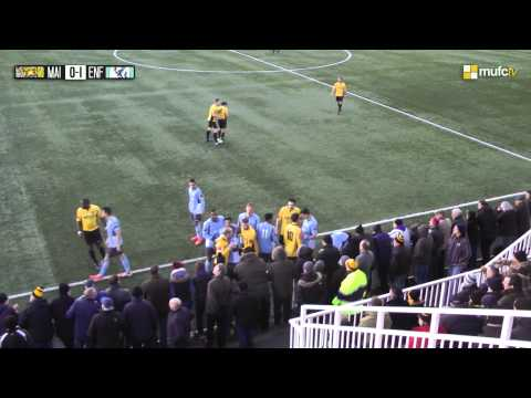 Maidstone United Vs Enfield Town (24/1/15)