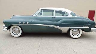 1951 Buick Riviera, 2 Door Hardtop, Super