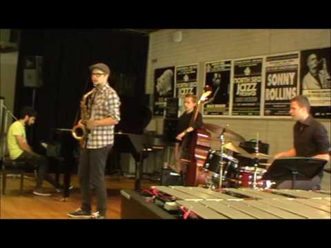 Practicum Musicae Final  Exam: Jazz Drums (Pieter Rohrbach)
