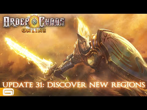 Order & Chaos Online: Update 31 - The New Regions