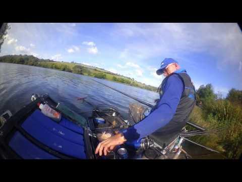 Nick Speed Fishing/ Preston Festival/day 1/porth Res