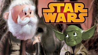 Star Wars INVADES Christmas Specials! | Butch Hartman