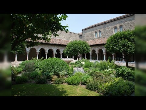 New York Landmarks:  The Cloisters museum