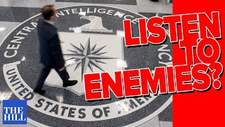 Former CIA Agent Amaryllis Fox talks about the importance of listening to our enemies