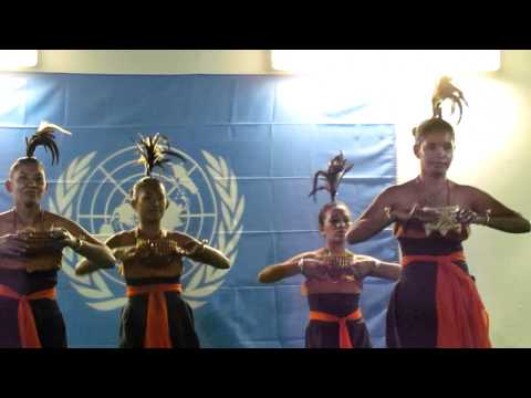 Traditional Dance from Timor Leste