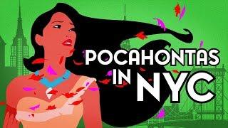 Disney's 100,000 Guest Movie Premiere: Pocahontas