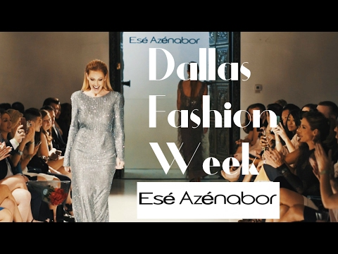 Dallas Fashion Show (Ese Azenabor) - Shot with Sony a6500
