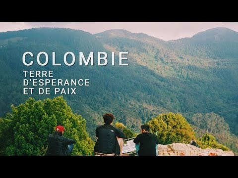 Colombia Land of Hope and Peace