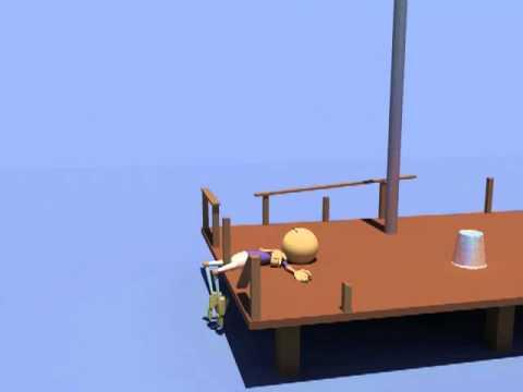 Showreel 2010 - Animation Mentor