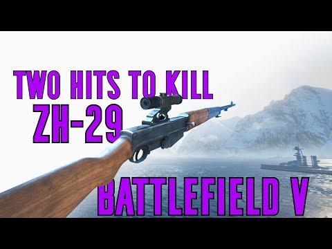 ZH-29 Specialization Breakdown & Gameplay - Battlefield V