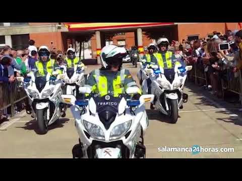 La Guardia Civil de Salamanca celebra la Virgen del Pilar 2017