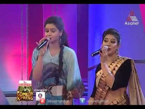 Rachana Navel Slip - YouTube