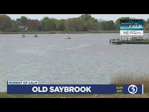 Moment Of Calm: Old Saybrook