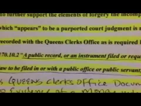 Family Court Orders Without signature of Clerk are Void Judgments