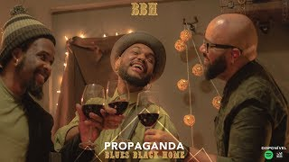 Baixar Propaganda (Jorge e Mateus) BLUES BLACK HOME - Cover
