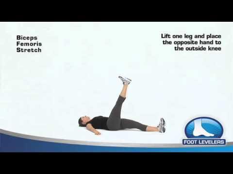 Biceps Femoris Stretch