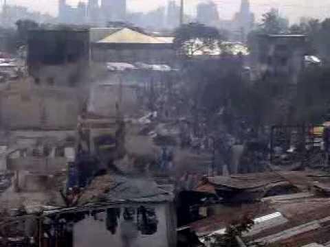 pag katpos ng sunog sa paco manila   january 14,2009 (part 2)