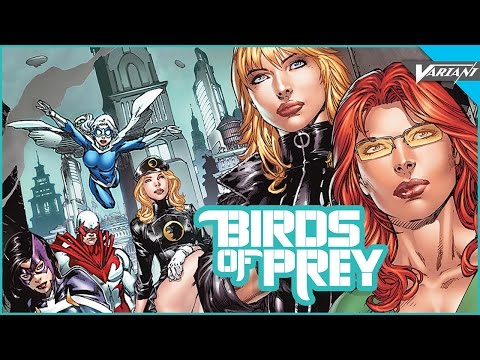 One Shot: Who Are The Birds Of Prey?