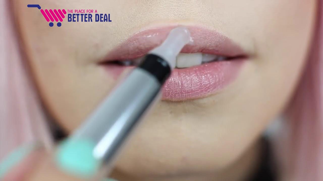 Plump It Volumising Lip Plumper In Uae Youtube