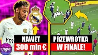 Neymar blisko REALU MADRYT! Przewrotką w FINALE, OŚMIESZYŁ RYWALI!