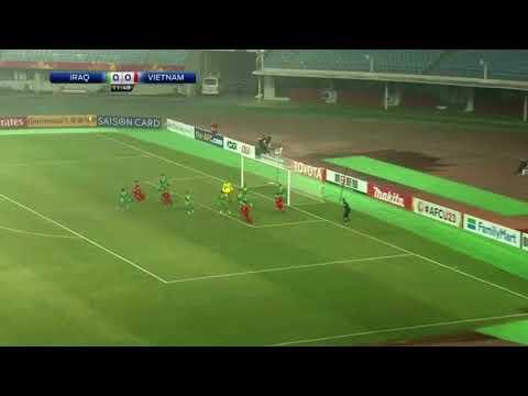 U23 Viet Nam vs U23 iraq fox sport