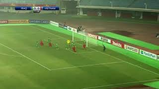 U23 Viet Nam vs U23 iraq fox sport