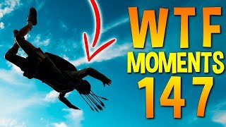 PUBG WTF Funny Moments Highlights Ep 147 (playerunknown's battlegrounds Plays)