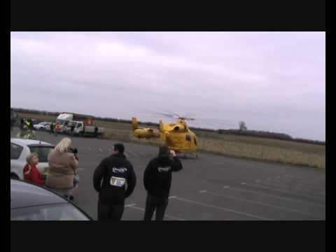 Air Ambulance Arrival