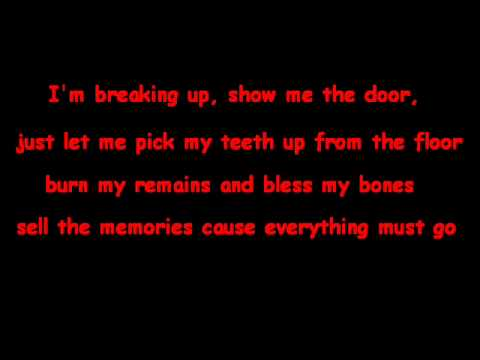 Donots - Dead Man Walking ( Lyrics )