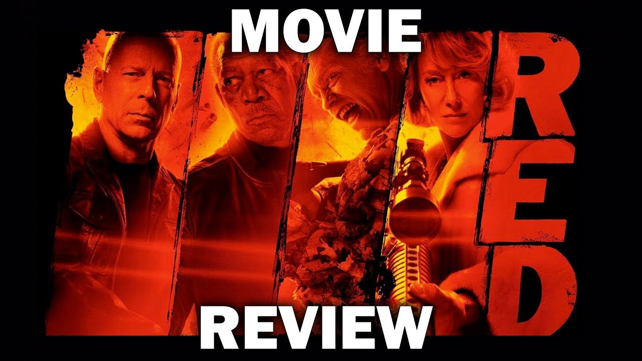 Red 2010 Movie Review Youtube