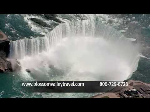 Canada Vacations Niagara Falls Vacations Vancouver Canada Niagara Falls Blossom Valley Travel