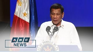 Duterte scolds police force amid 'ninja cops', drug recycling | The World Tonight
