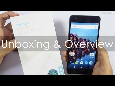 Lenovo Z2 Plus (3GB) Review Videos