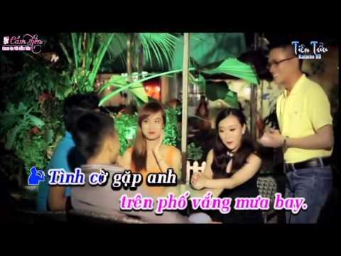 Karaoke Cứ Ngỡ Tình Phôi Phai _ Song ca với Cẩm Tiên