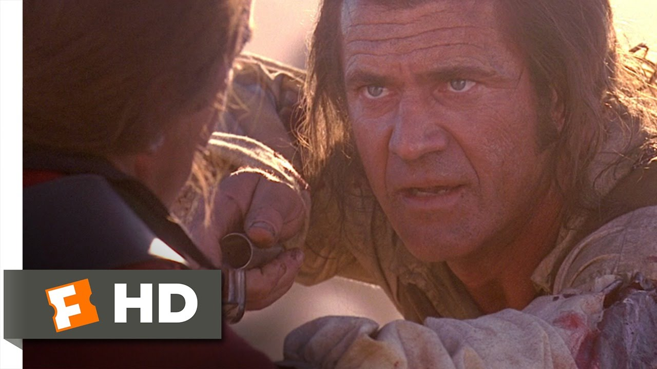 The Patriot (8/8) Movie CLIP - My Sons Were Better Men (2000) HD