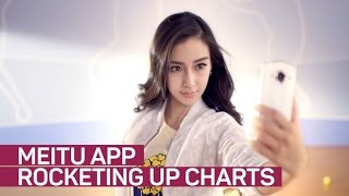Meitu blazing up the app store charts, but the code makes us nervous