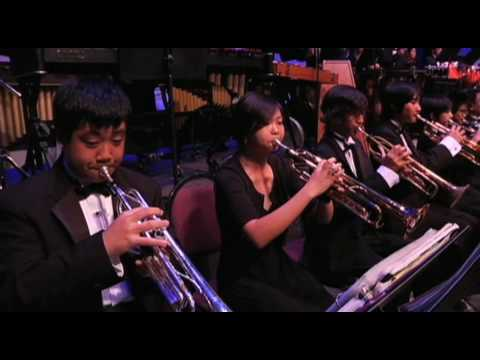 Incantation and Dance - Moanalua High School Symphonic Wind Ensemble - The Gift of Hope 2009
