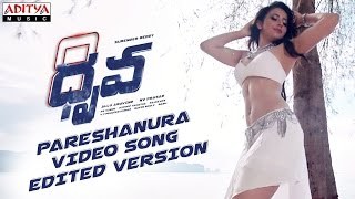Pareshanura Video Song HD (EditedVersion) |Dhruva | RamCharanTej, Rakul Preet || HipHopTamizha