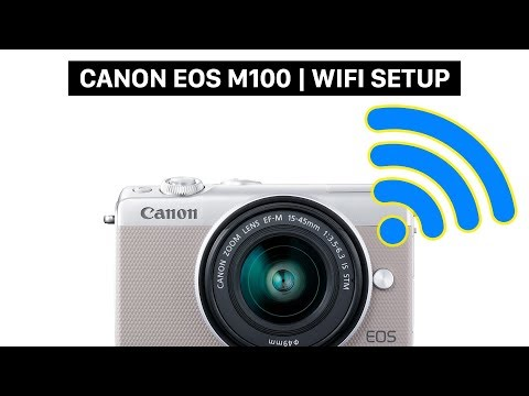 Connect your Canon EOS M100 with your smartphone | Canon Camera Connect app