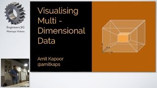 Visualising Multi-Dimensional Data - Data Science SG